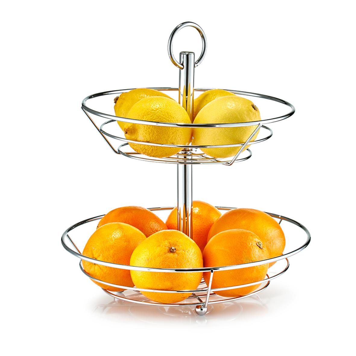 Zeller, Etažér na ovoce, dvoupatrový