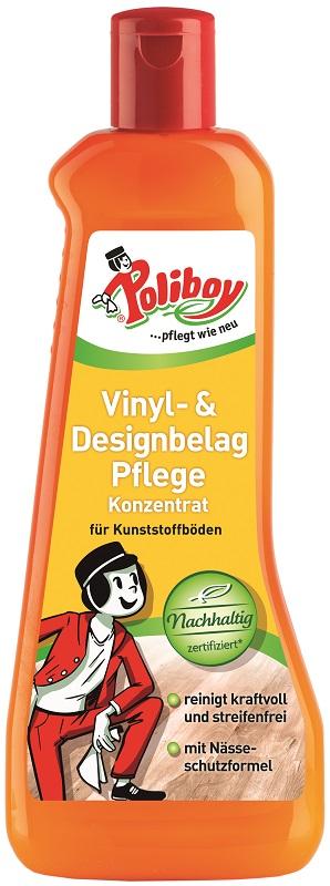 Poliboy Péče o vinylové a designové podlahy, 500 ml 096