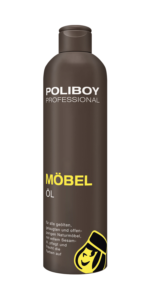 Poliboy Professional Olej na nábytek 250 ml