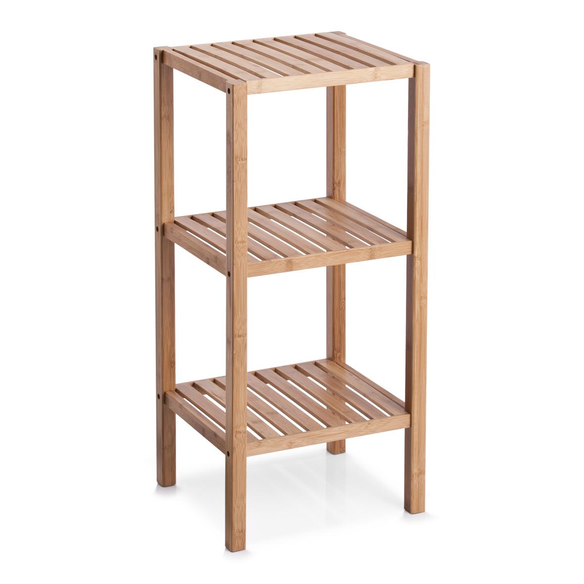 Zeller, Regál, bambus, 13574