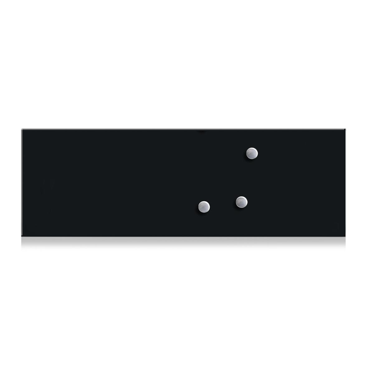 Zeller magnetická popisovací tabule černá 11691