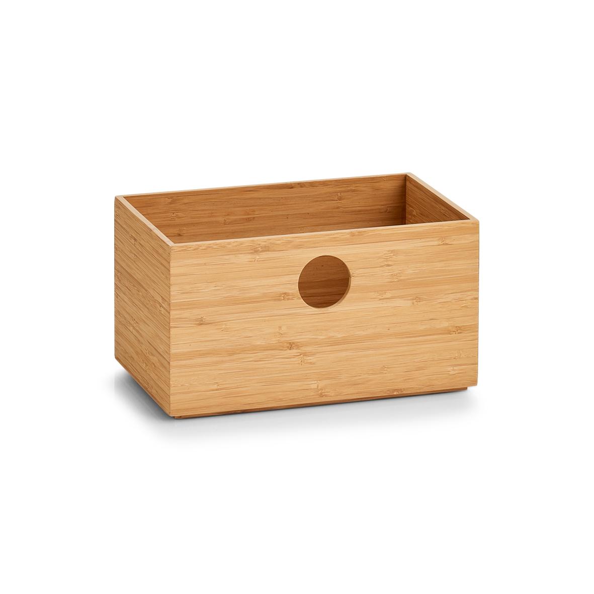 Zeller dřevěný úložný box 13337