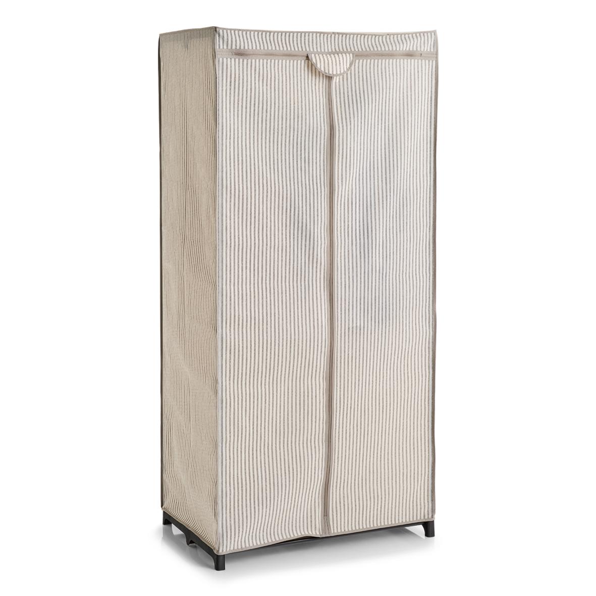 """Zeller, Textilní šatní skříň """" Stripes"""" , 14656"""