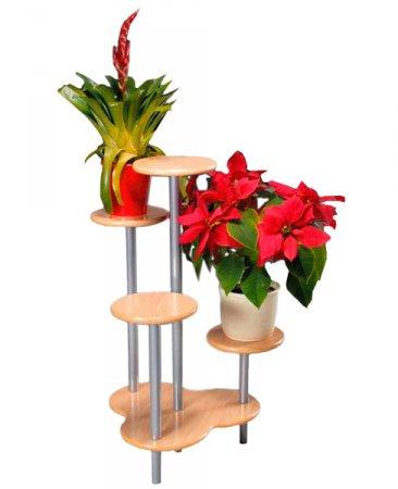 Stojan na květiny (květinový stojan)