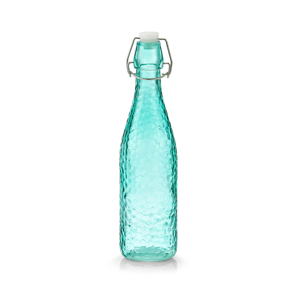 """Zeller skleněná láhev s pákovým uzávěrem """"Aqua"""" 500 ml,19756"""
