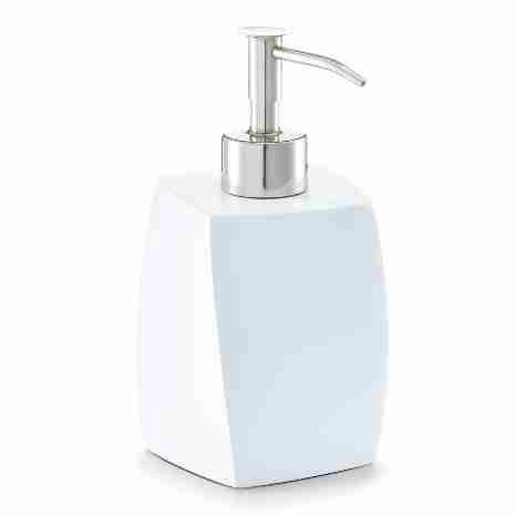 """Zeller, Dávkovač na mýdlo """"Twisted"""", 18311, polyresin, 300 ml"""