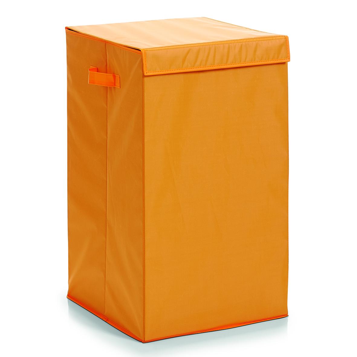 Zeller, Koš na prádlo, oranžový, 13261