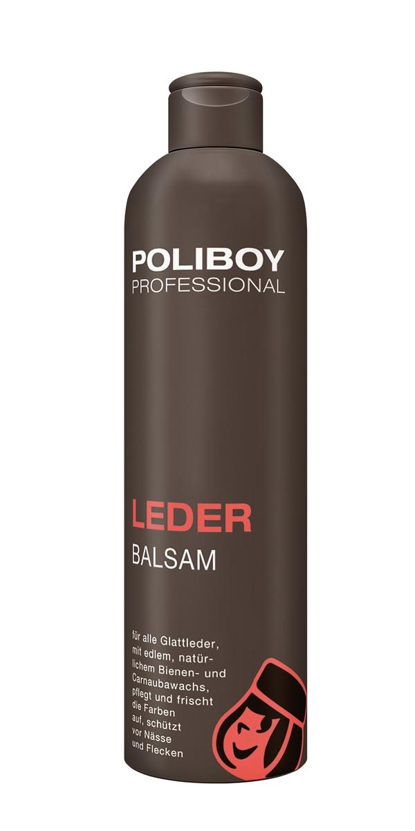 Poliboy professional balzám na kůži, 250 ml