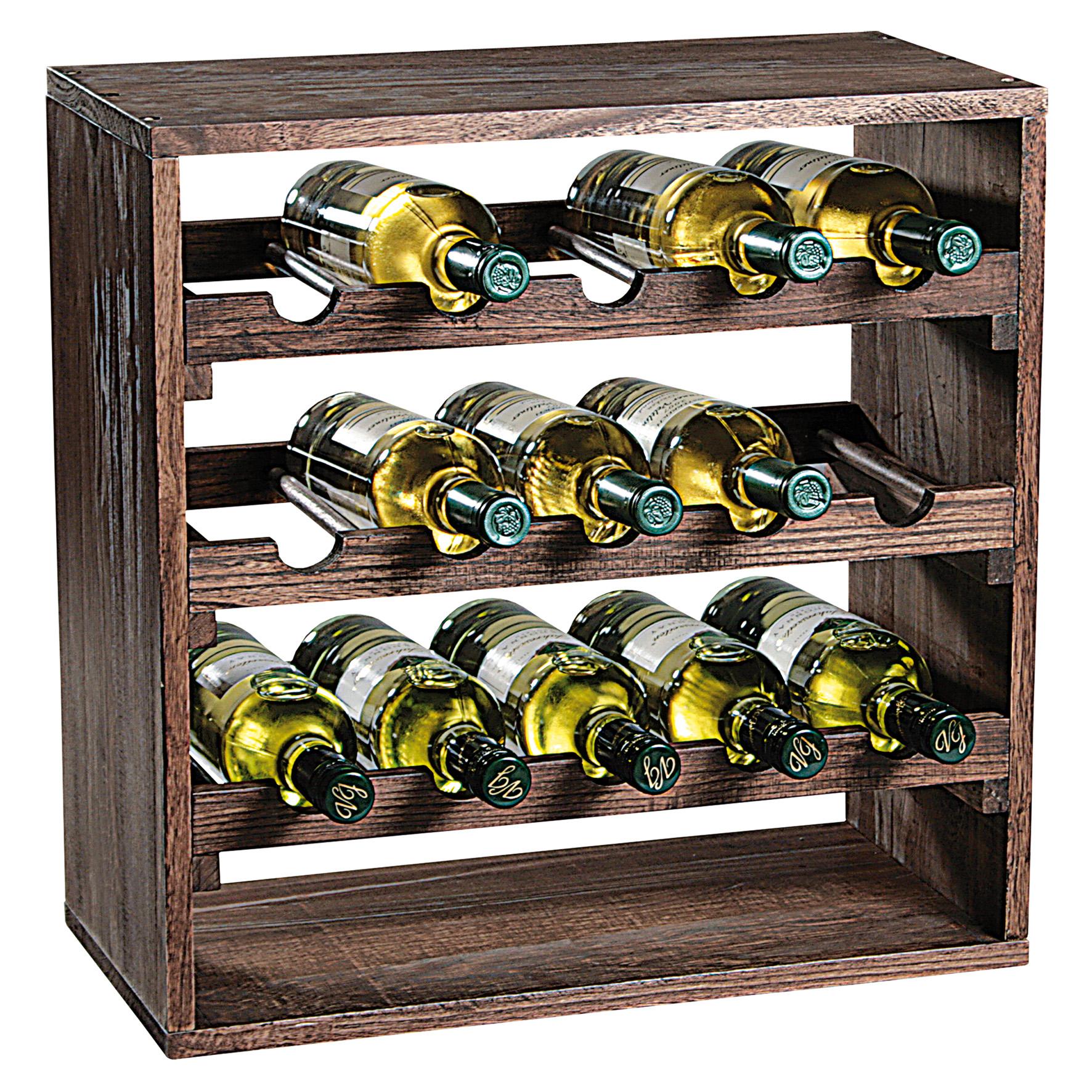 Kesper, Stojan na víno, borovice, 69243